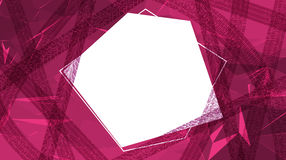 Abstrakcjonistyczny tło z opona śladami Obraz Stock