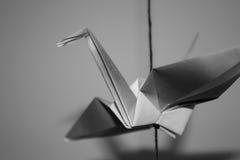 Abstrakcjonistyczny żuraw Zdjęcie Stock
