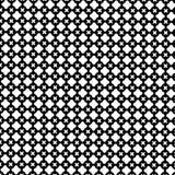 Abstrakcjonistyczny Wektorowy Bezszwowy geometryczny deseniowy Czarny i biały Zdjęcie Royalty Free