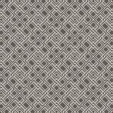 Abstrakcjonistyczny wektorowy geometryczny wzór Zdjęcia Royalty Free