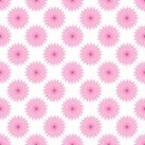 Abstrakcjonistyczny wektorowy kwiecisty bezszwowy wzór Zdjęcie Royalty Free