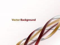 Abstrakcjonistyczny wektorowy tło Zdjęcie Stock