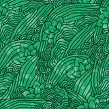 Abstrakcjonistyczny wektorowy tło. Bezszwowy wzór. Obraz Stock