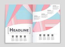 Abstrakcjonistyczny wektorowy układu tła set Dla sztuka szablonu projekta, lista, strona tytułowa, mockup broszurki tematu styl,  ilustracji