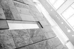 Abstrakcjonistyczny wewnętrznego projekta tło Zdjęcie Royalty Free