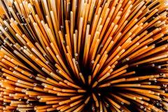 Abstrakcjonistyczny widok Spahetti Zdjęcie Royalty Free