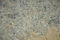 Abstrakcjonistyczny widok tekstura beton fotografia stock
