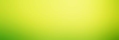 Abstrakcjonistyczny wiosna czasu zielonego koloru Gładki gradientowy tło Gre Zdjęcie Royalty Free