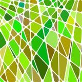 Abstrakcjonistyczny witraż mozaiki tło Fotografia Royalty Free