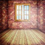Abstrakcjonistyczny wnętrze Fotografia Royalty Free