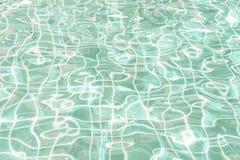 Abstrakcjonistyczny wodnej fala basenu wymiaru rocznika koloru brzmienia tło Obraz Royalty Free