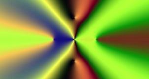 Abstrakcjonistyczny wysoka rozdzielczość fractal wideo z rozblaskowym psychodelicznym hipnotycznym krzyżującym wzorem ilustracji