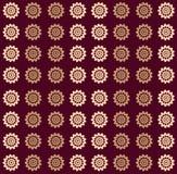 abstrakcjonistyczny wzór Zdjęcia Royalty Free