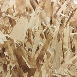 Abstrakcjonistyczny złożony drewniany tło tekstury chipboard Zdjęcie Stock
