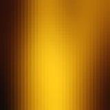Abstrakcjonistyczny złoty piksla wzór ilustracji