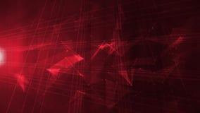 Abstrakcjonistyczny zaawansowany technicznie cyfrowy biznesu tło
