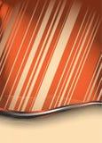 Abstrakcjonistyczny zaawansowany technicznie tło. Wektorowa ilustracja Obraz Stock