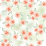 Abstrakcjonistyczny zawijasa kwiatu roseTexture Obraz Stock