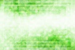 Abstrakcjonistyczny zielonej liny tło ilustracja wektor