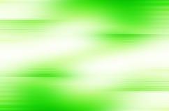 Abstrakcjonistyczny zielonej liny tło Zdjęcia Stock