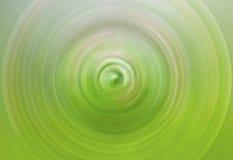 Abstrakcjonistyczny zielony kolor Fotografia Royalty Free
