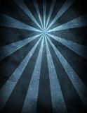 Abstrakcjonistyczny zmrok - błękitny backround z lampasami Obrazy Stock