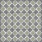 Abstrakcjonistycznych geometrycznych płytek bezszwowy deseniowy tło Fotografia Royalty Free
