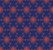 abstrakcjonistycznych gwiazdkę tła dekoracji projektu ciemnej czerwieni wzoru star white Zdjęcia Stock