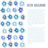 abstrakcjonistycznych gwiazdkę tła dekoracji projektu ciemnej czerwieni wzoru star white ilustracja wektor