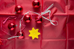 abstrakcjonistycznych gwiazdkę tła dekoracji projektu ciemnej czerwieni wzoru star white Zdjęcie Royalty Free