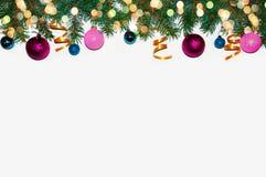 abstrakcjonistycznych gwiazdkę tła dekoracji projektu ciemnej czerwieni wzoru star white Boże Narodzenie rama robić jedlinowe gał Zdjęcia Royalty Free