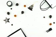abstrakcjonistycznych gwiazdkę tła dekoracji projektu ciemnej czerwieni wzoru star white kreatywnie abstrakcjonistyczny skład xma Zdjęcie Stock