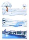 abstrakcjonistycznych gwiazdkę tła dekoracji projektu ciemnej czerwieni wzoru star white Styczeń 33c krajobrazu Rosji zima ural t Zdjęcie Stock
