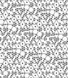 Abstrakcjonistycznych kostka do gry bezszwowy wzór ilustracja wektor