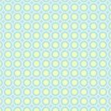 Abstrakcjonistycznych okregów deseniowy pastelowy tło Obrazy Stock