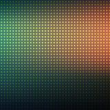 Abstrakcjonistycznych punktów Lekki tło wektor Obraz Stock