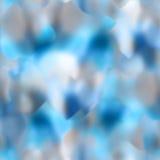 Abstrakcjonistycznych zamazanych punktów bezszwowy wzór Niebiański błękitny tło ilustracja wektor