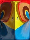 abstrakcyjna łódź. Obrazy Stock