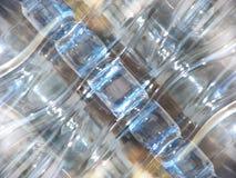 abstrakcyjna butelki wody Zdjęcia Royalty Free