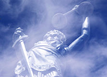 abstrakcyjna sprawiedliwości fotografia royalty free