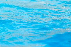 abstrakcyjna wód powierzchniowych Zdjęcia Stock