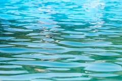 abstrakcyjna wód powierzchniowych Obrazy Stock