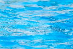 abstrakcyjna wód powierzchniowych Zdjęcie Royalty Free