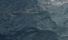 abstrakcyjna wód powierzchniowych Obraz Stock