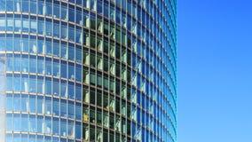 abstrakcyjny architektury budynku tła szczegółów niebo Obraz Royalty Free