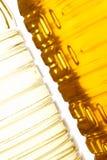 abstrakcyjny butelkę oleju Obrazy Stock