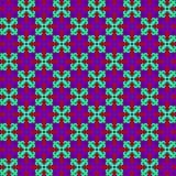 abstrakcyjny geometryczny wzór Obrazy Royalty Free