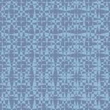 abstrakcyjny geometryczny wzór tło bezszwowy wektora Fotografia Stock