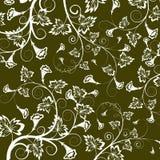 abstrakcyjny kwiecisty wzór ilustracja wektor