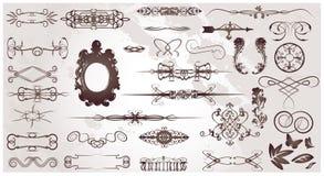abstrakcyjny kwiecisty wzór Zdjęcia Royalty Free